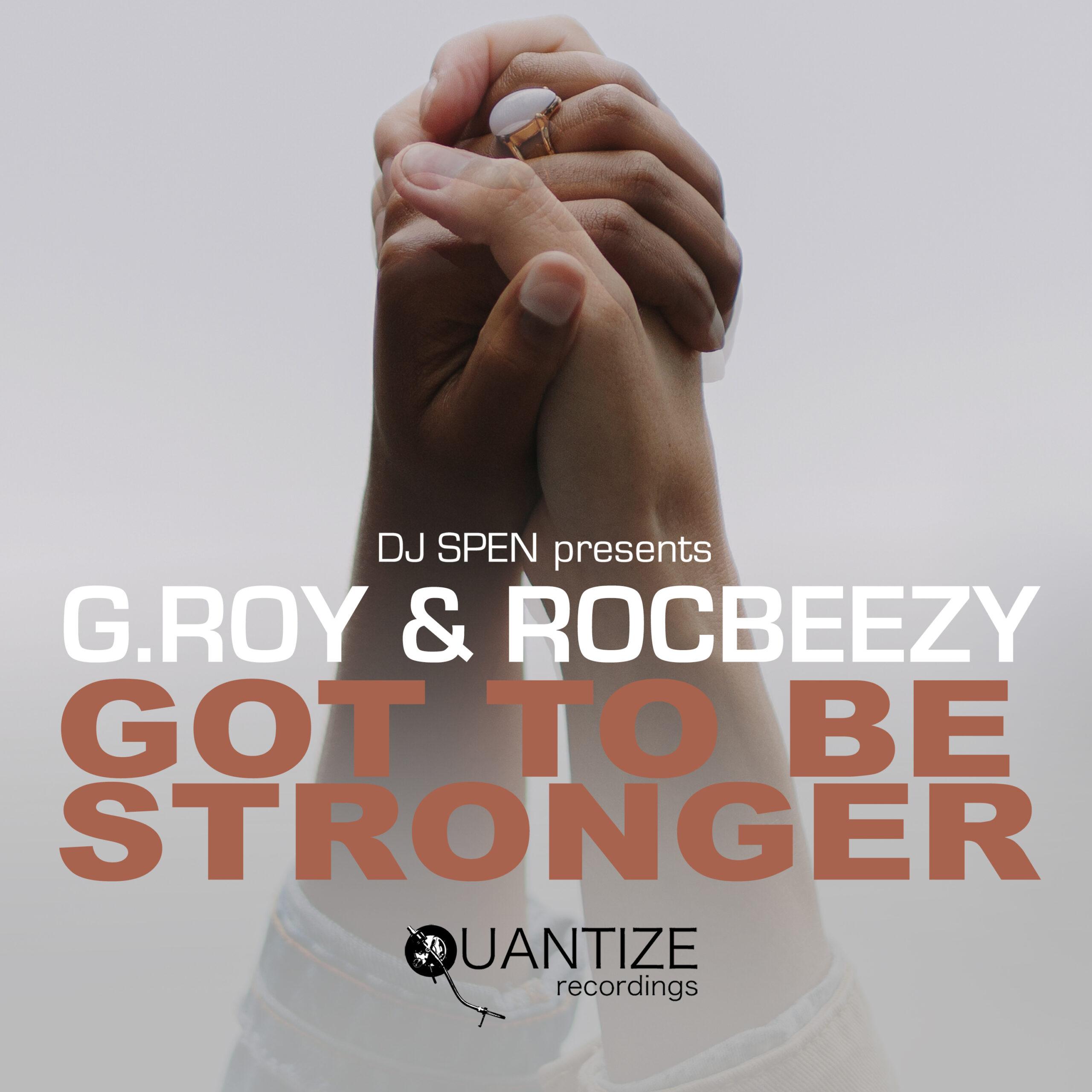Gotta Be Stronger album cover